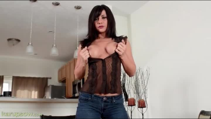 Eva Marie Sexy Slutty Strip Dance HD