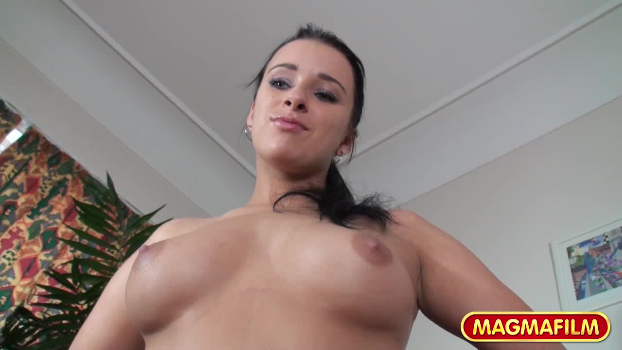 image Busty lesbians finger and toy pussies