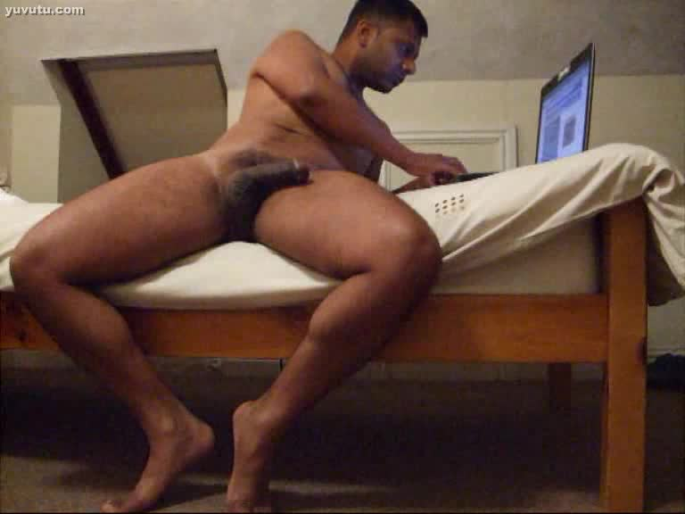 Arab male masturbation
