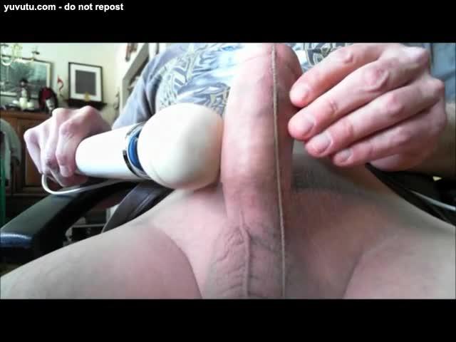 men Pantyhose masturbation