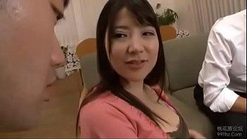 Marina Yuzuki Blowjob In The Kitchen : XXXBunker.com Porn Tube