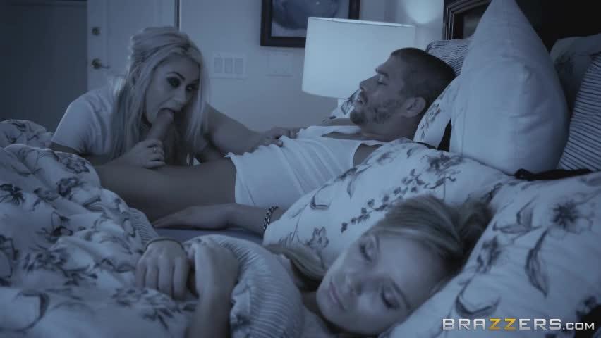 Sleep with my wife porn