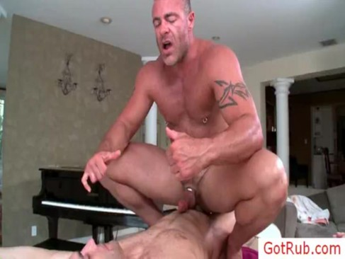 Гей порно массаж