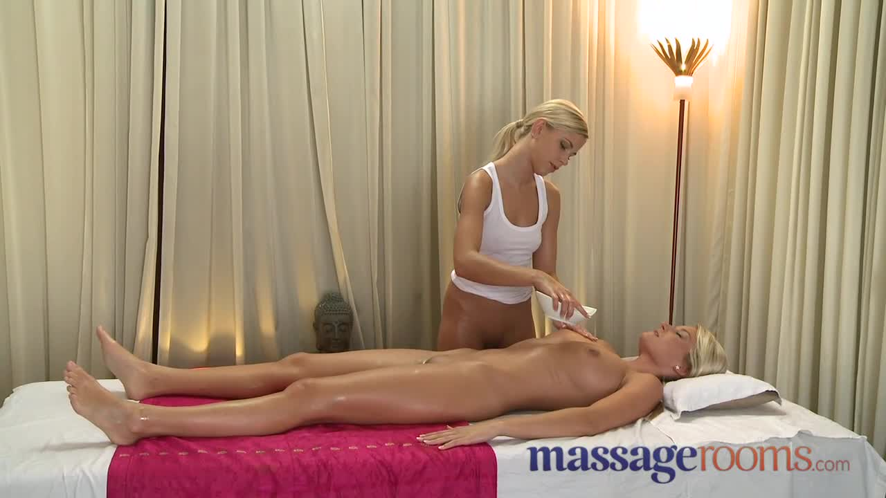 image Massage rooms big natural boobs get squeezed before she takes big dick