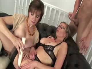 Ffm threesome handjob opinion you
