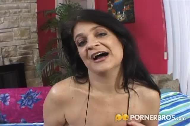 Brunette debbie mature