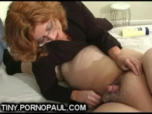 mature handjob tube
