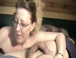 Sucking cock deb