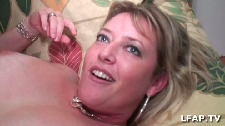 French Milf Anal Threesome