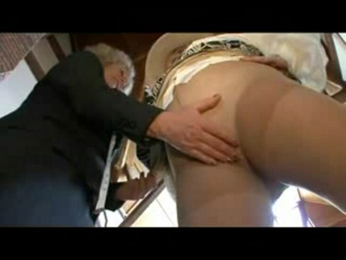 Mature girdle fitter 1