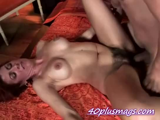 Teen stud mature slut gives