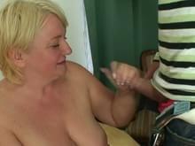 Public sex mature woman