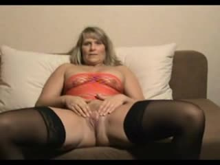 Can old granny gives jerk off instruction