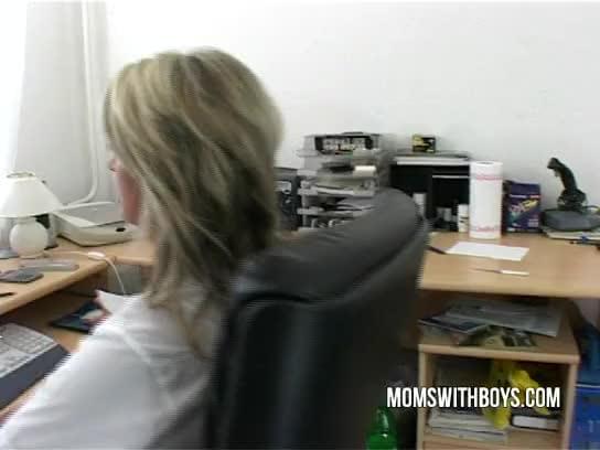mature boss interview
