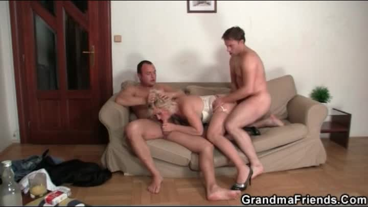 sexy threesome