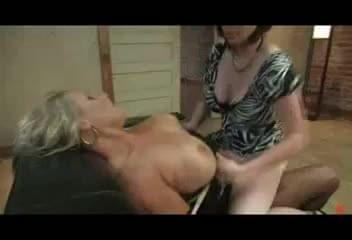 Mature anal play