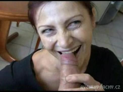 Slut daughter cum facial