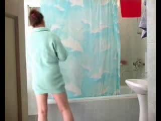 175Порно милф в ванной душе