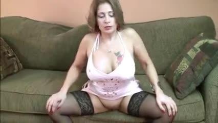 image Mature slut sandie marquez plays with her latina pussy
