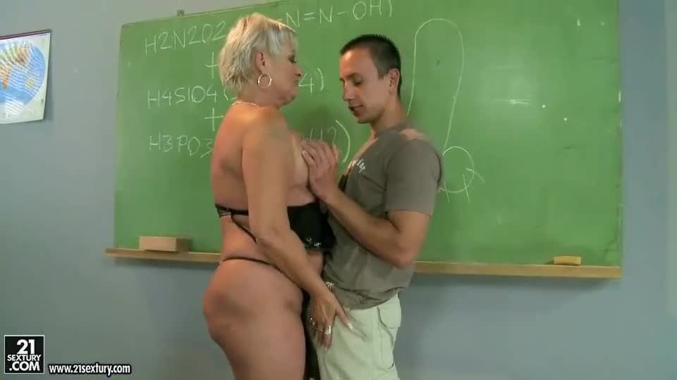 granny teacher porn