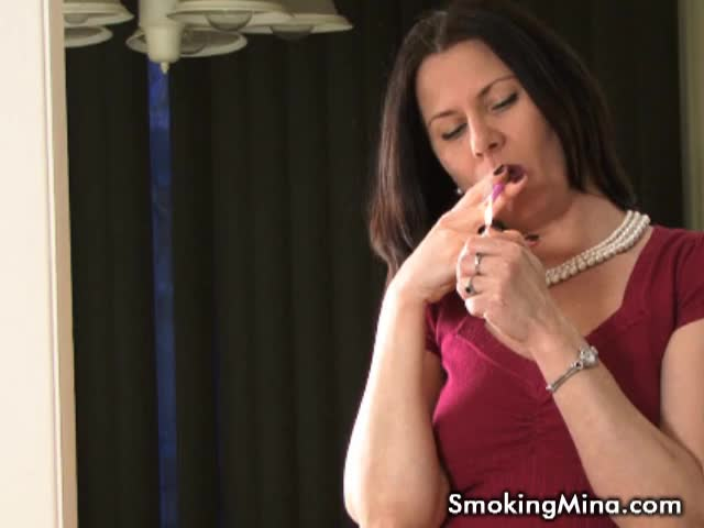 Dirty Talk Mature Smoking