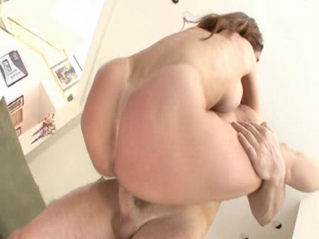 Mature big ass anal sex