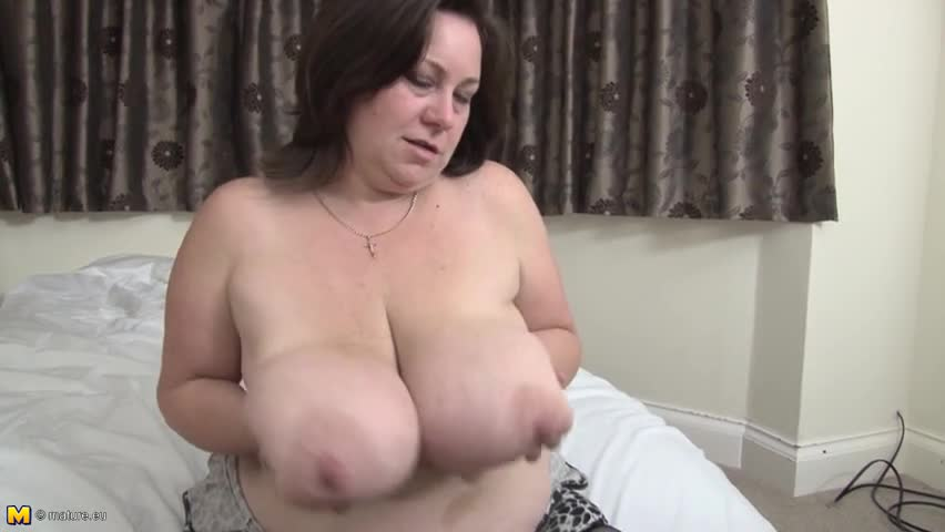 Mature women with big saggy tits