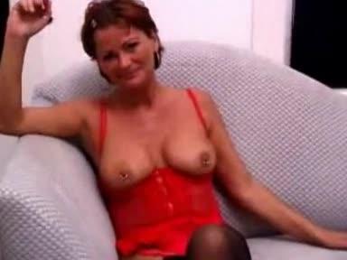 Mature older women pierced tramp tgp