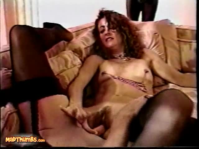 Lesbian sex couch