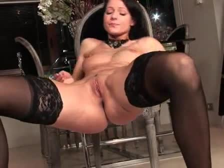 Black Pussy In Stockings