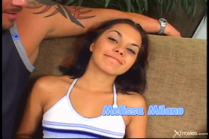 How she Melissa milano pornstar