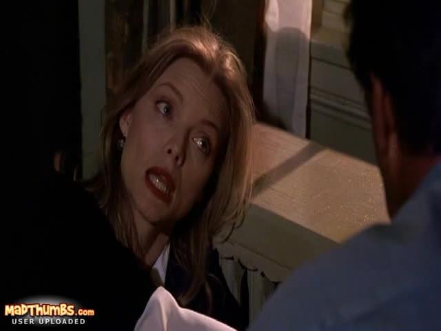 Pfeiffer nago Michelle