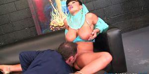 amazing young beauty anna deville interracially rammed
