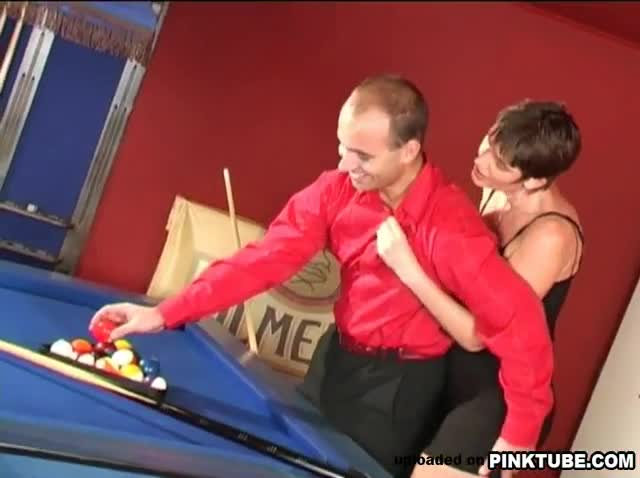 Right! Idea milf on pool table sorry, all