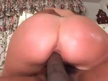 Ebony sucking dick