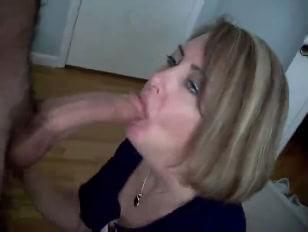 missy the milf amateur blowjob