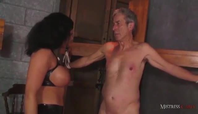 2 mistresses dominate tied guy porn