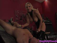 Share your sub electroplay dominates cbt mistress with can not