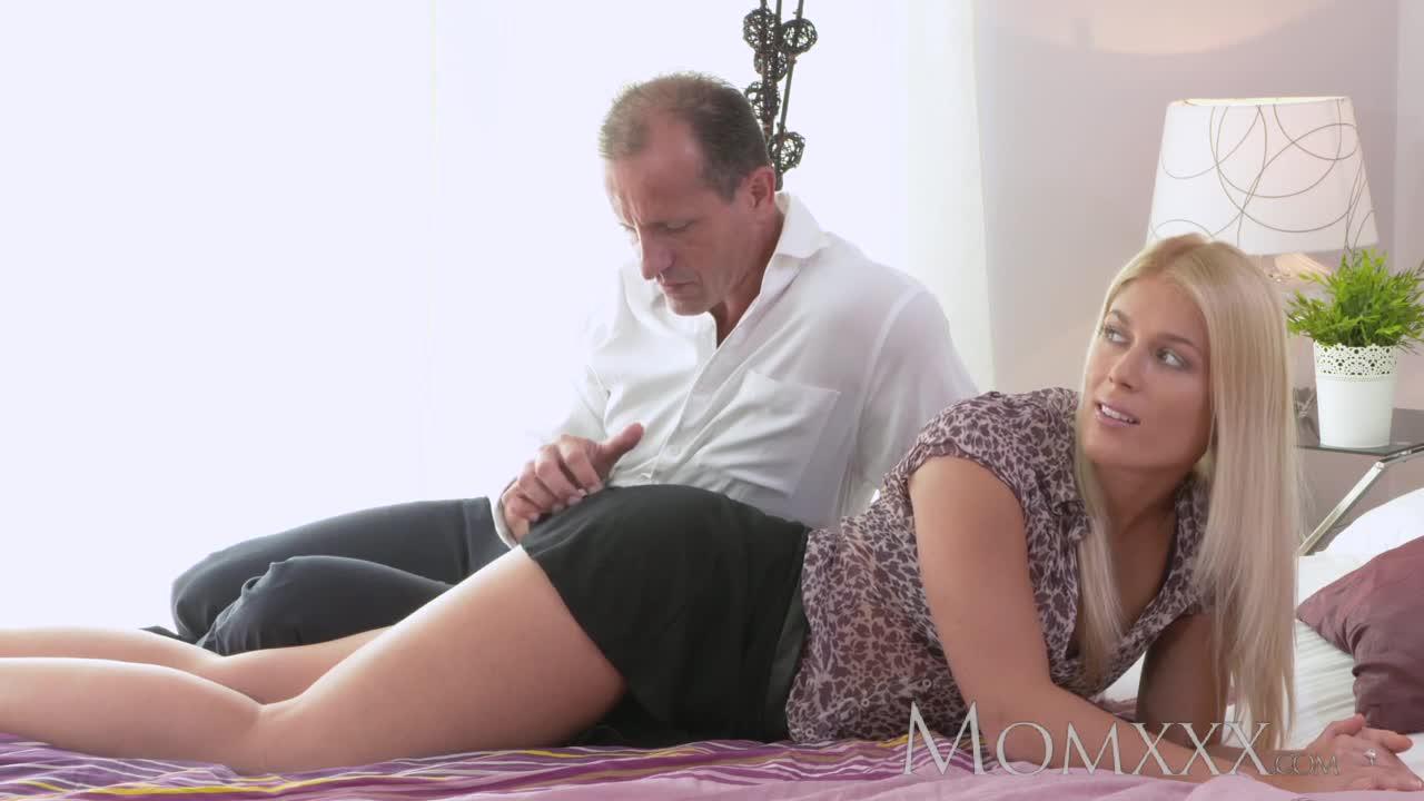 Blonde Stepsister Fucked Hard