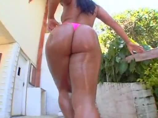 Monica santhiago huge ass