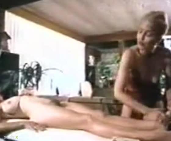 Mom giving son sex lesson