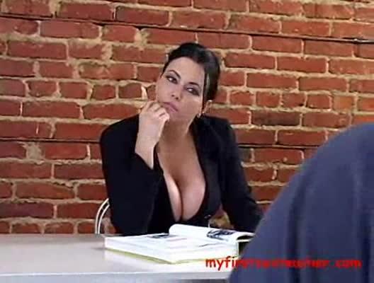 My first sex teacher mrs sanders 2