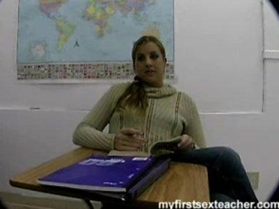 My first sex teacher ms fire remarkable