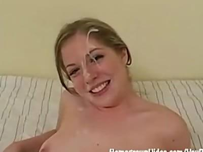 Hot deepthroat mom