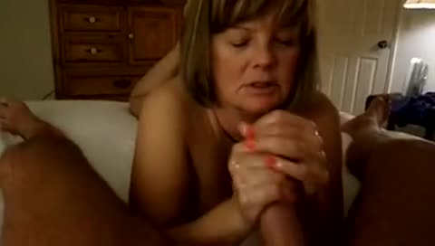Mature wife loves my cum