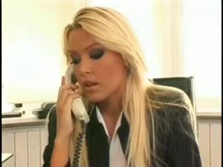 lesbian secretary