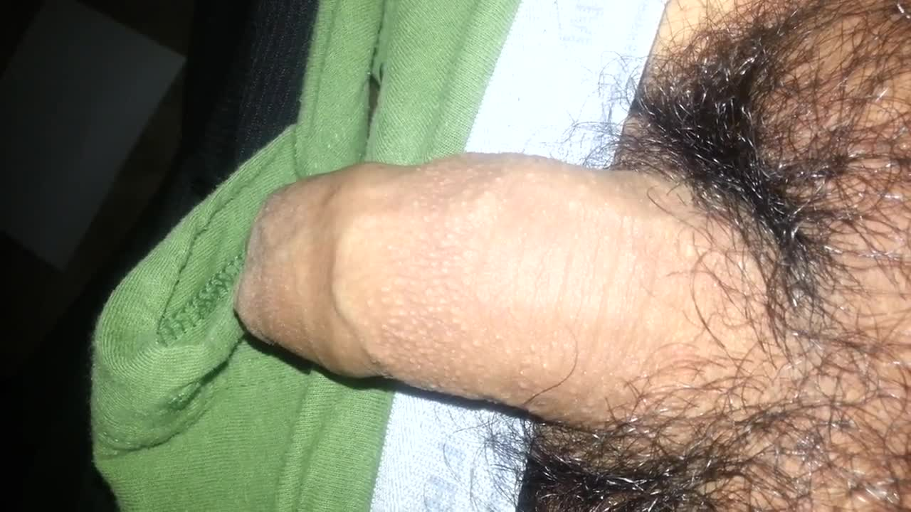 watch my cock grow