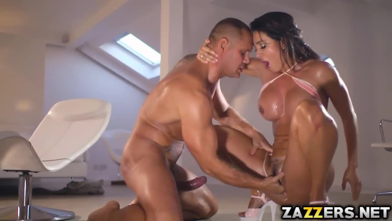 Arab on white porn
