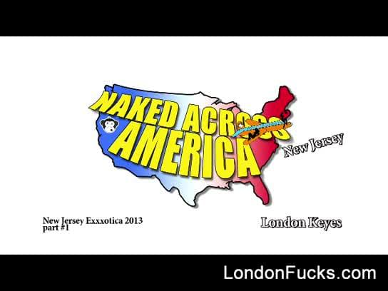 Naked across america as samantha travels to san francisco 8