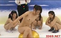 Japanese tv orgy xxx bunker